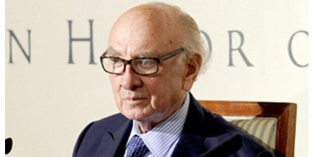 Ex-Minister Graf Lambsdorff gestorben