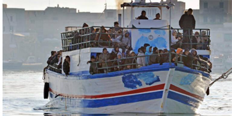 Italien will tunesische Migranten abschieben