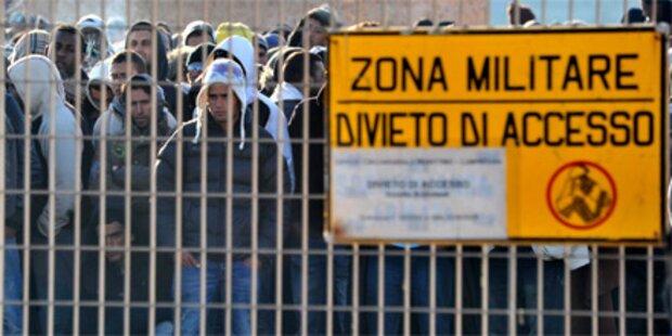 Flüchtlingswelle: Italien kritisiert EU