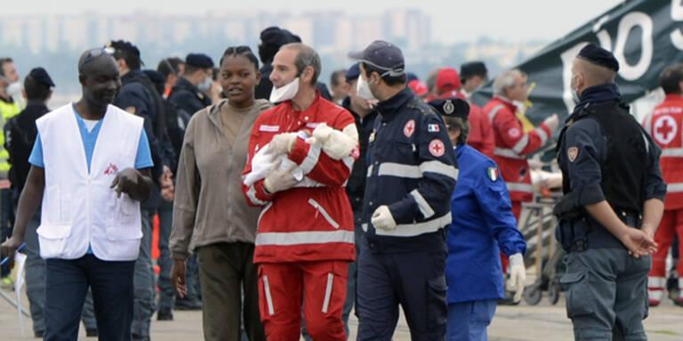 65 Millionen Menschen waren 2015 auf der Flucht