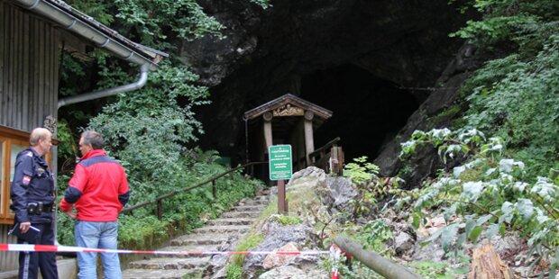 Salzburg: 26 Menschen aus Höhle gerettet