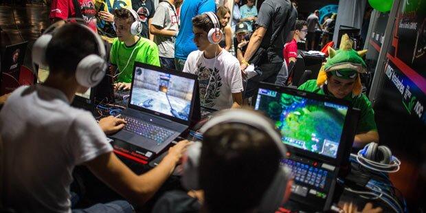 Computerspieler cashen 3,7 Millionen Euro