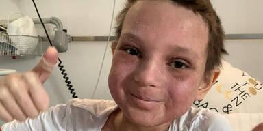 Krebsdrama: Instagram-Star Lana Sanders mit 12 Jahren gestorben