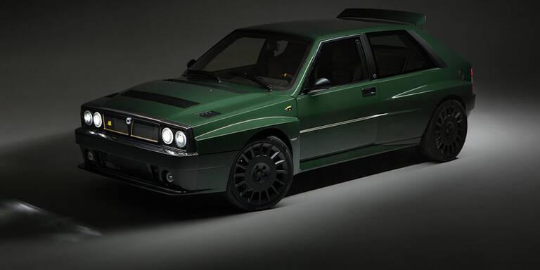 Neuauflage des Lancia Delta kommt
