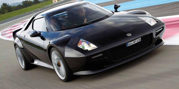 Der Lancia Stratos kommt als Neuauflage