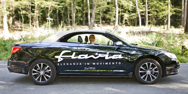 Neue Lancia nur mehr mit Chrysler-Technik