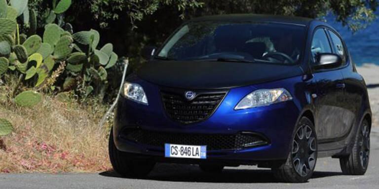 Lancia bringt den Ypsilon S Momodesign