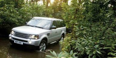 """""""Grünes Gewissen"""" für Land Rover Kunden"""
