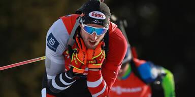 Biathlon: Ex-Weltmeister Landertinger erklärt Rücktritt