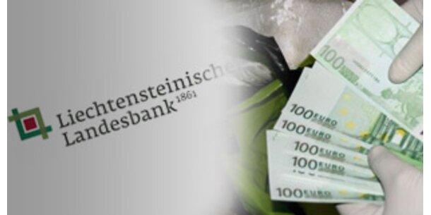 Jahrelange Erpressung bei Liechtensteinischer Bank