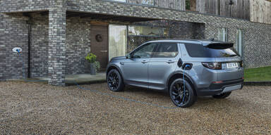 Discovery Sport ab sofort auch als Plug-in-Hybrid