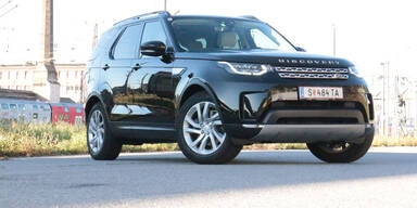 Land Rover Discovery SD4 HSE im Test