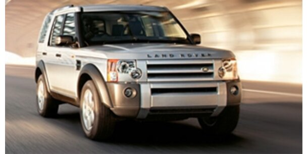 """Land Rover-Kunden erkaufen sich """"grünes Gewissen"""""""