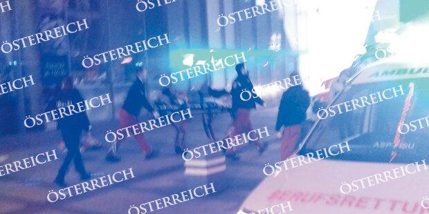 Asylwerber: Messerschlacht am Bhf Wien Mitte
