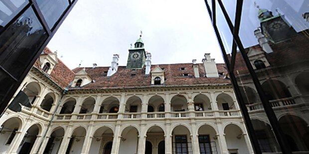 Steirischer Landtag wird verkleinert