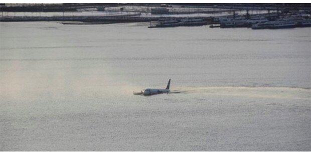 Airbus verlor bei Notwasserung die Triebwerke