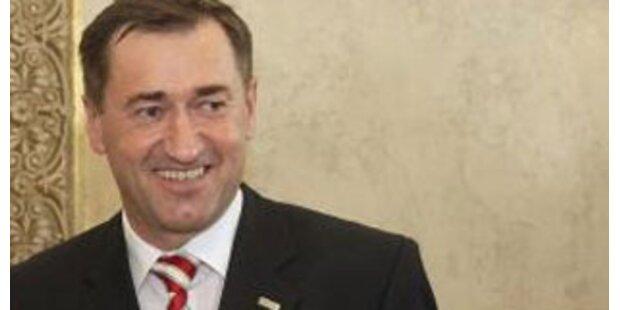 BK-Chef Franz Lang wird Kabinettschef von Innenministerin Fekter