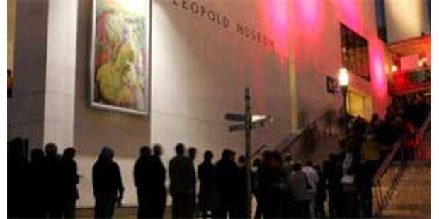 Ansturm auf die Lange Nacht der Museen