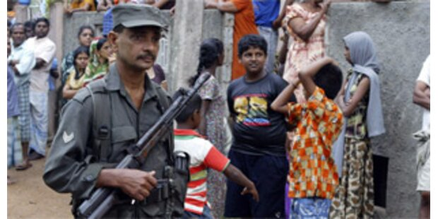 Sieben Verletzte bei Attentat in Colombo