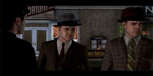 News vom Rockster-Kracher L.A. Noire