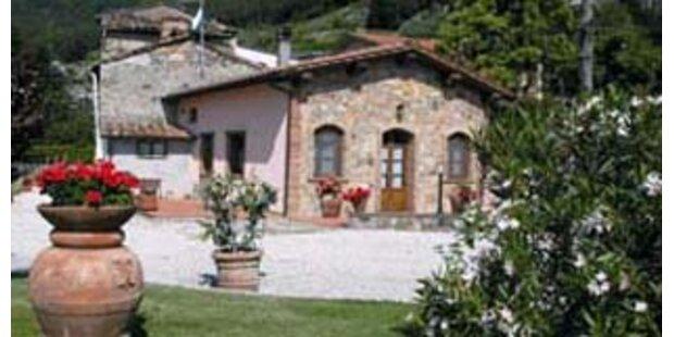 Sichern Sie sich Ihr Ferienhaus in der Toskana