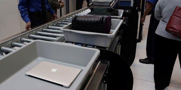 USA heben Laptop-Verbot bei Flügen auf