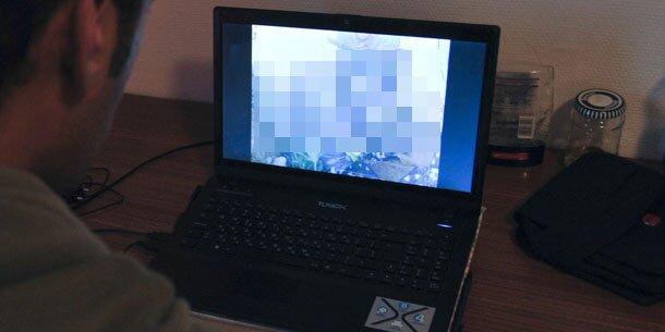 Leih-Laptops schossen Sexfotos von Usern