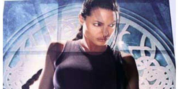 Angelina Jolie ist die sexieste Superheldin