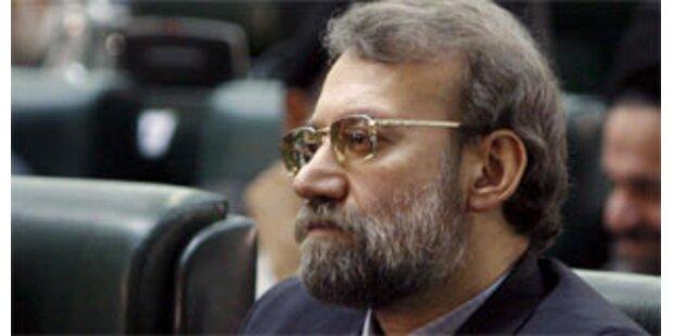 Larijani neuer Parlamentspräsident Irans