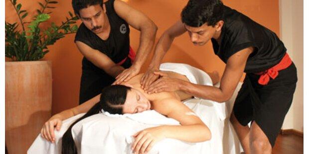 Herrlich entspannt mit Spezial-Ayurveda