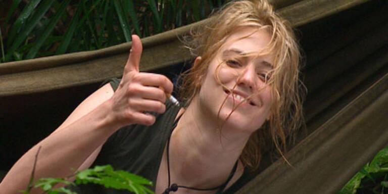 Dschungel-Fans wünschen Larissa Krone