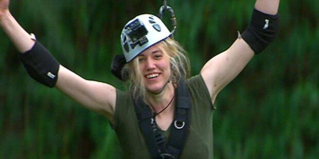 Dschungelkönig: Larissa erstmals in Führung