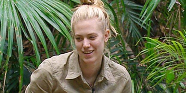 Larissa Marolt wird zweite beim Dschungelcamp