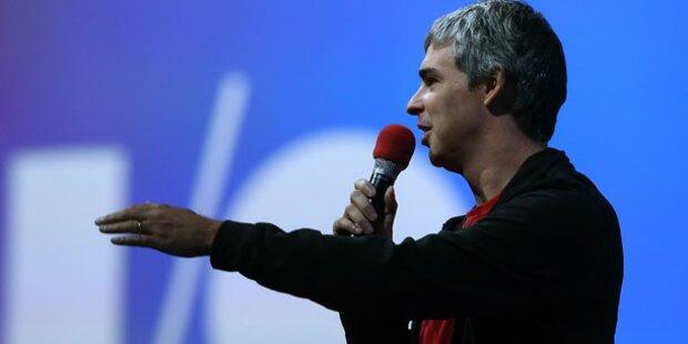 Google startet Software-Offensive