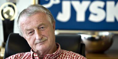 Gründer des Dänischen Bettenlagers ist tot