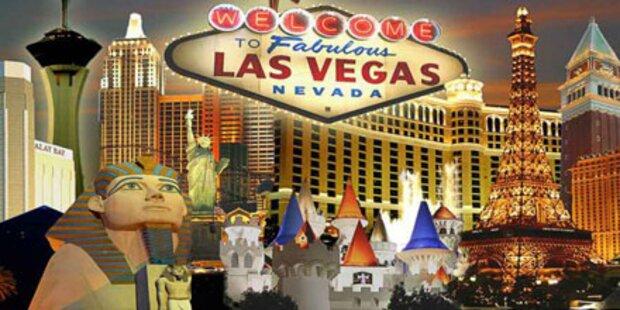 Kurztrip ins funkelnde Las Vegas