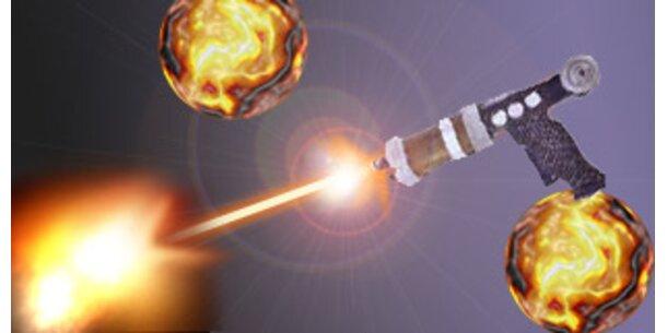 Tiroler führten erste Atom-Laser-Messung durch