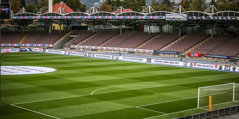 30 Mio. Euro Mega-Paket für LASK Stadionbau