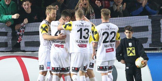 LASK streicht Linz aus Vereinswappen