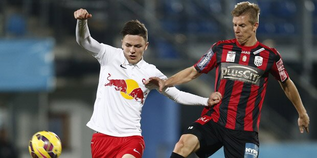 FC Liefering kämpft um Meistertitel
