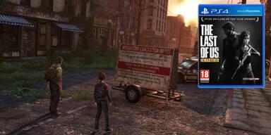 The Last of Us Remastered startet