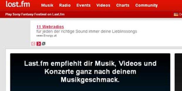 MUSIK: Webradios und Download