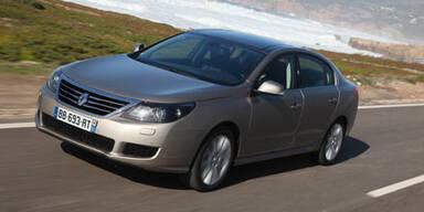 Renault Latitude kommt nach Österreich