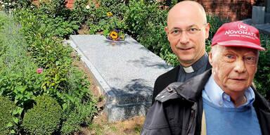 "Toni Faber: ""Nikis Grab ist leer"""