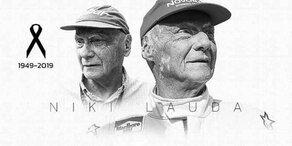 Formel-1-Legende ist tot: Laudas Leben in Bildern