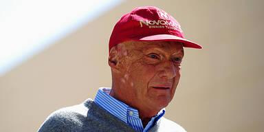 Niki Lauda ist neuer F1-König