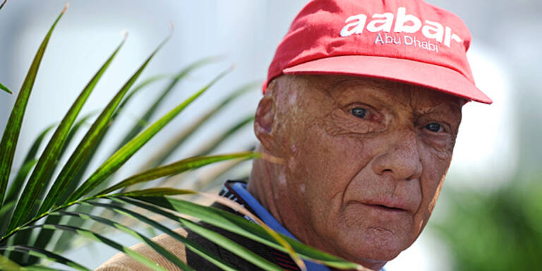 In Monza dreht sich alles um Lauda
