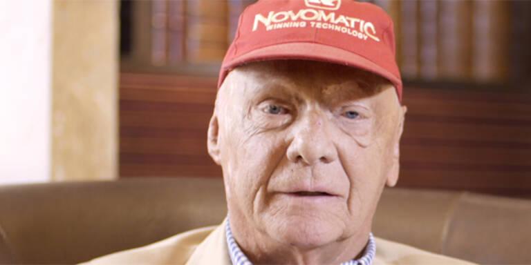 Niki Lauda: So geht es ihm wirklich