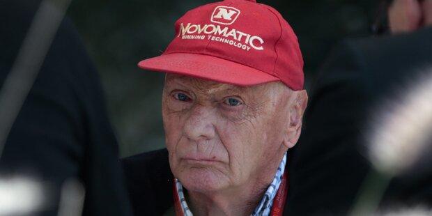 Lauda fordert Rücktritt der Regierung