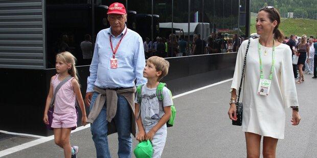 Niki Lauda: Sein 500-Millionen-Erbe
